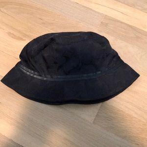 Coach Bucket Hat | Black